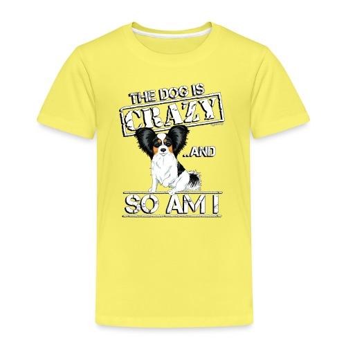 papicrazy - Kids' Premium T-Shirt