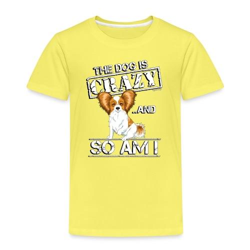 papicrazy2 - Kids' Premium T-Shirt