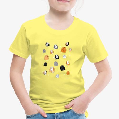 Avaruusmarset Pitkis - Lasten premium t-paita