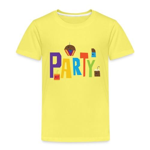 Olivia - Party - Børne premium T-shirt