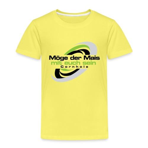 Möger der Mais mit euch sein - Kinder Premium T-Shirt