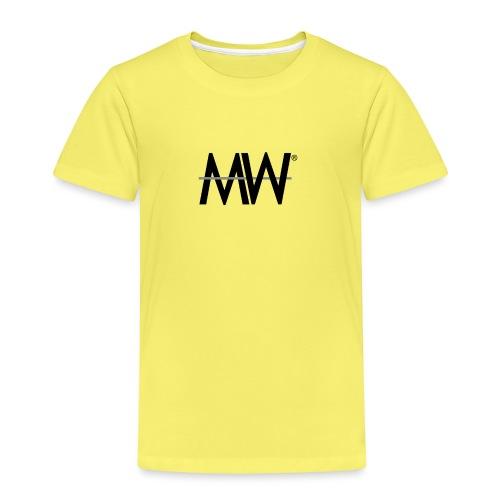 LOGO T NOIR png - T-shirt Premium Enfant