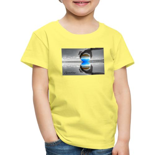 InShot 20180702 060624820 01.Glaskugel - Kinder Premium T-Shirt
