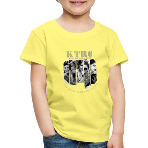 KTR6 - Winter Tour 2020 - T-shirt Premium Enfant