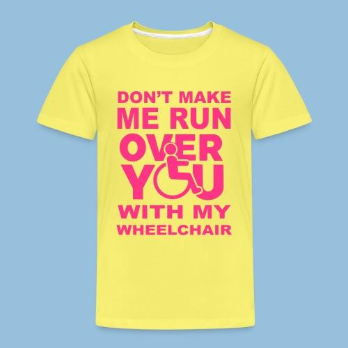 Runover1 - Kinderen Premium T-shirt
