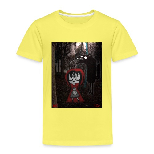 ridinghood jpg - Kids' Premium T-Shirt