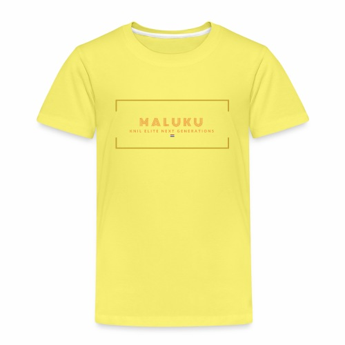 MALUKU KNIL ELITE NEXT GENERATIONS - orange - Kinderen Premium T-shirt
