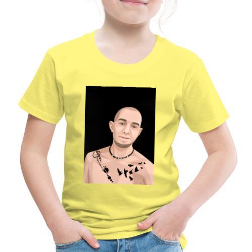 Justin Ahlberg Art - Premium-T-shirt barn
