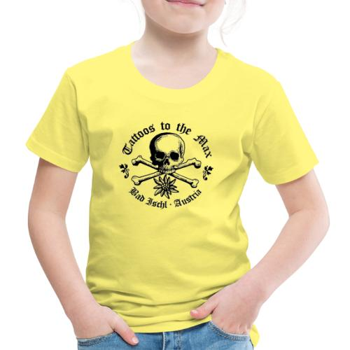 Logo Tattoos to the Max I - Kinder Premium T-Shirt
