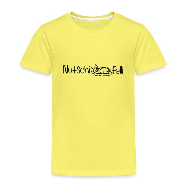 Vorschau: Nutschifalli - Kinder Premium T-Shirt