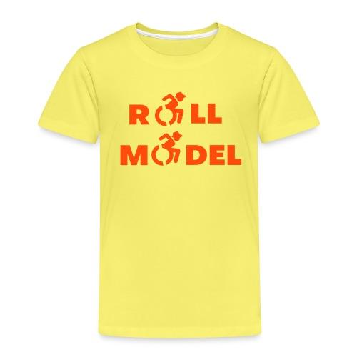 RollModel5 - Kinderen Premium T-shirt