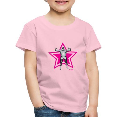 Hazy Logo - Kinder Premium T-Shirt