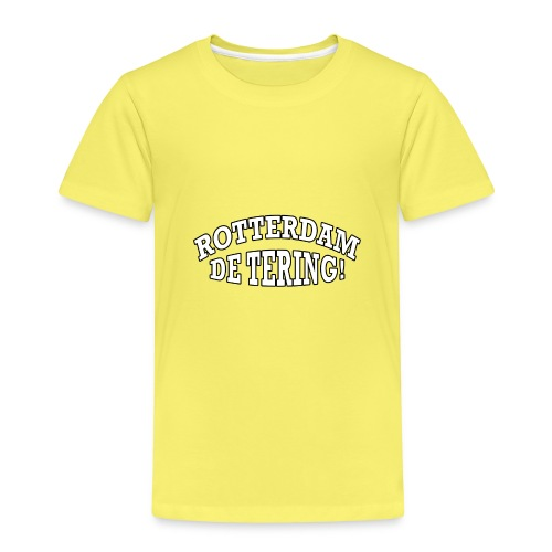 Rotterdam - De Tering! - Kinderen Premium T-shirt