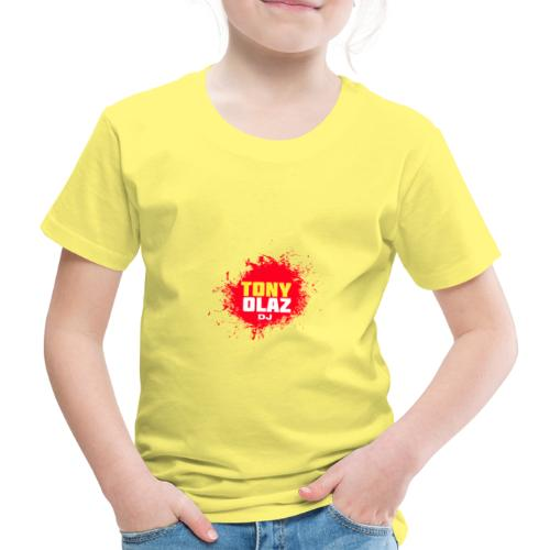 Marca Tony Olaz dj - Camiseta premium niño
