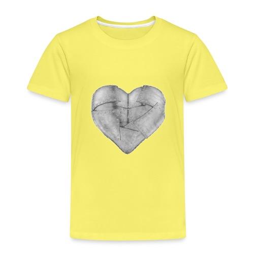 Corazon de hierro - Camiseta premium niño
