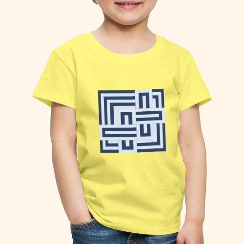 12017 - Camiseta premium niño