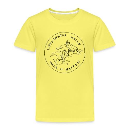 Lippstädter Welle - Basic Logo - Kinder Premium T-Shirt