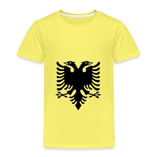 Albanian_Eagle.svg.png - Kinder Premium T-Shirt