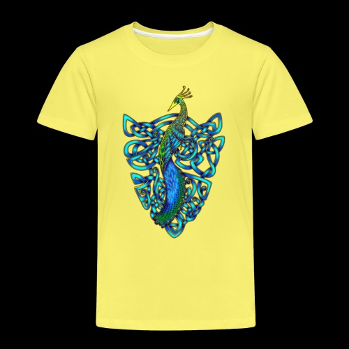 Peacock - Kids' Premium T-Shirt