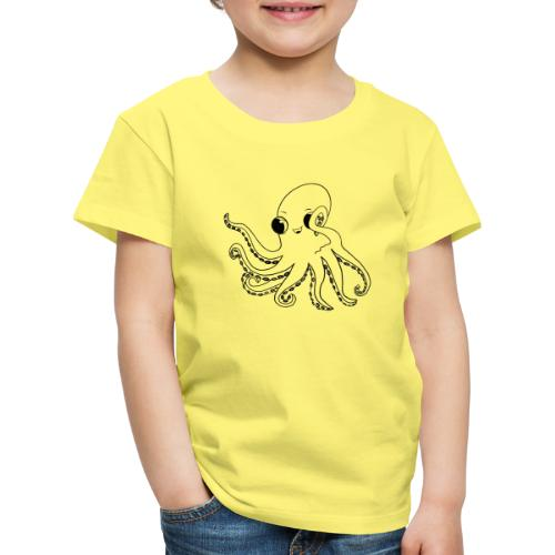 Little octopus - Kids' Premium T-Shirt