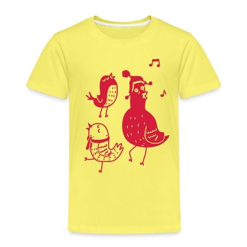 Vögelchen - Kinder Premium T-Shirt