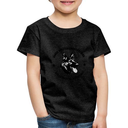 Svendborg ph sort - Børne premium T-shirt