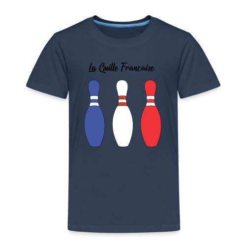 Les Quilles Françaises - T-shirt Premium Enfant