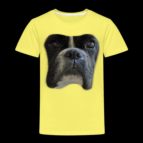 boxer big face - Kids' Premium T-Shirt