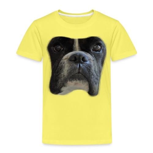 boxer big face - Kids' Premium T-Shirt