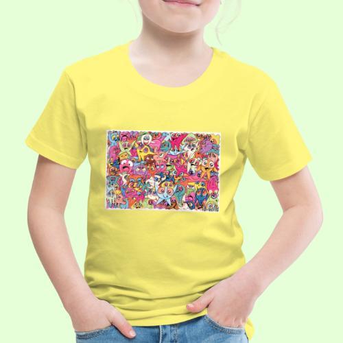 A Lot Of Doudouz - T-shirt Premium Enfant