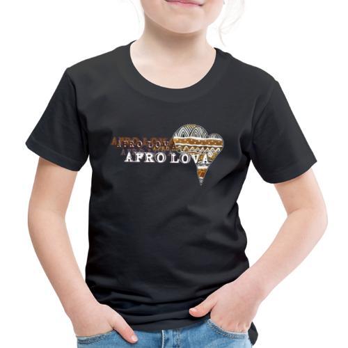 Afro Lova Savane - T-shirt Premium Enfant