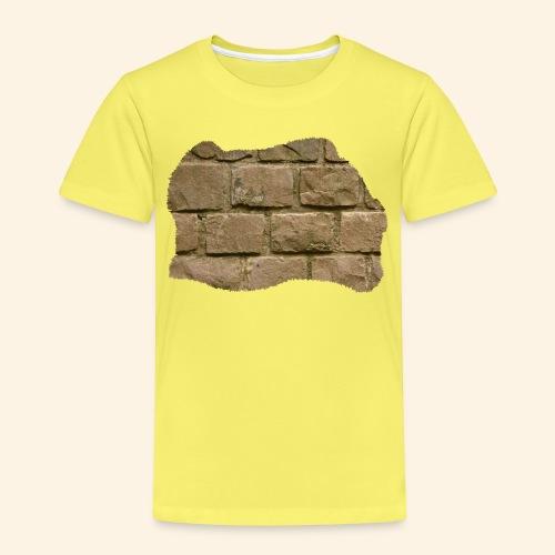 Mauer - Kinder Premium T-Shirt