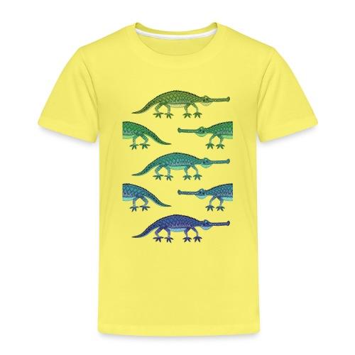 crokolores - Camiseta premium niño