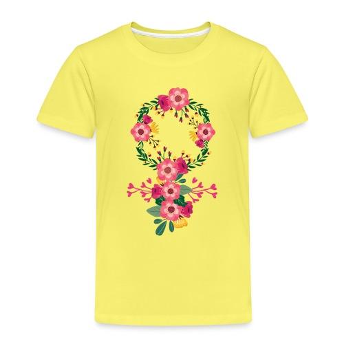 Venussymbol - Premium-T-shirt barn