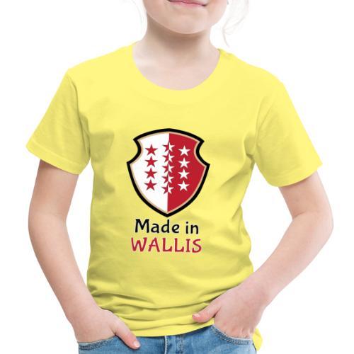 Made in Wallis - Wallis - Kinder Premium T-Shirt