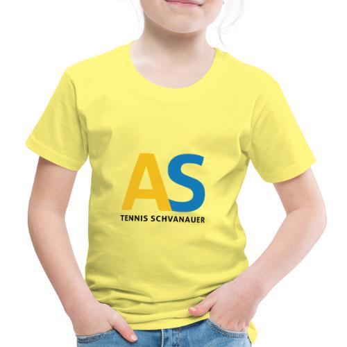 as logo - Maglietta Premium per bambini