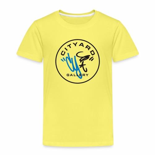 cityard org logo - Børne premium T-shirt