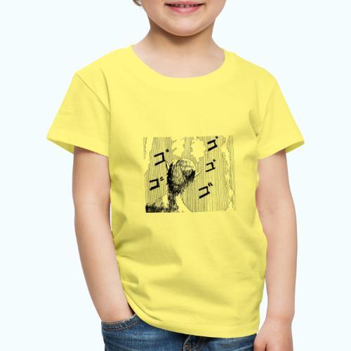 The Devils Sketch - Kids' Premium T-Shirt