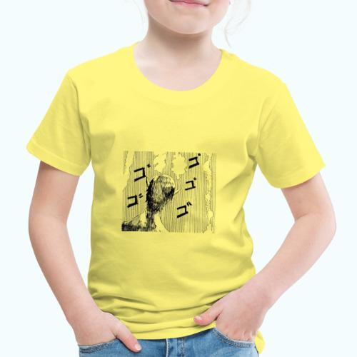 The Devils Sketch - Kids' Premium T-Shirt