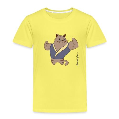 Katzenstark - Sancho Cat © - Kinder Premium T-Shirt