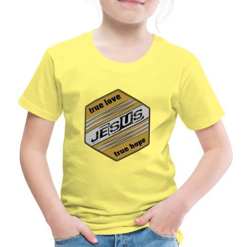 jesus 6eck - Kinder Premium T-Shirt