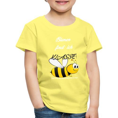 Tolle Biene - Kinder Premium T-Shirt
