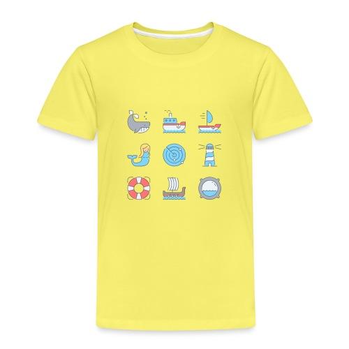 marine - T-shirt Premium Enfant