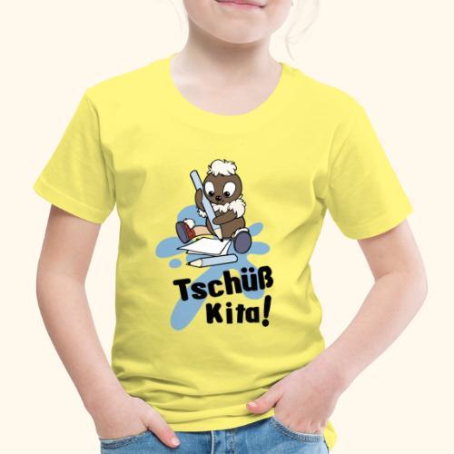 Pittiplatsch Tschüß Kita! - Kinder Premium T-Shirt
