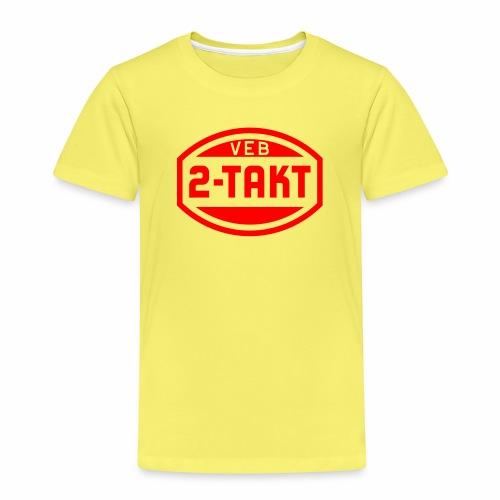 VEB 2-Takt Logo (1c) - Kids' Premium T-Shirt