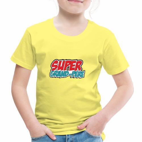 Super Grandpere - Kids' Premium T-Shirt