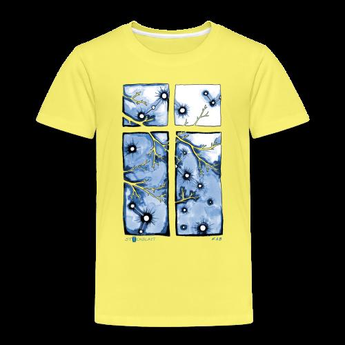 Für immer und ein Tag (blau) - Kinder Premium T-Shirt