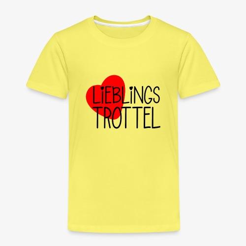 Lieblings-Trottel Geschenkidee Valentinstag - Kinder Premium T-Shirt