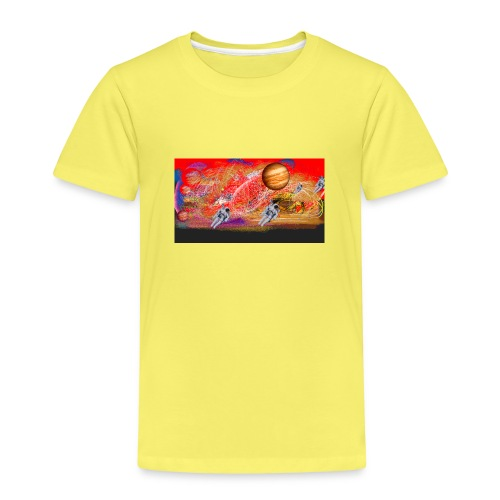lost in space - Kinder Premium T-Shirt