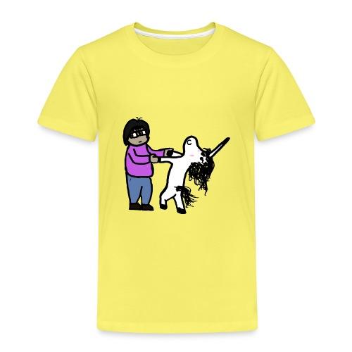 Unicorn Veñ - Maglietta Premium per bambini